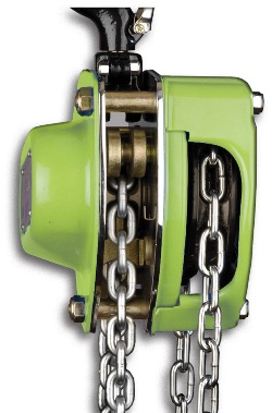 1/2 TO 30 METRIC TON CAPACITY HAND CHAIN HOIST