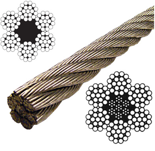 Wire Rope :: Cabling